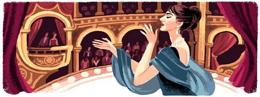 90º Aniversário de Maria Callas