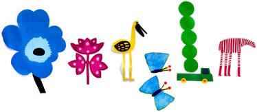 Primeiro Dia da Primavera. Desenhado por Marimekko.