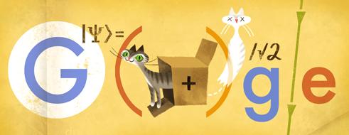 126º aniversário de Erwin Schrödinger