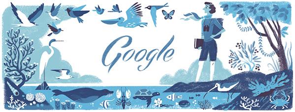 107º Aniversário de Rachel Louise Carson