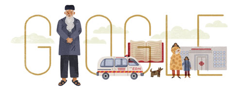 89º Aniversário de Abdul Sattar Edhi