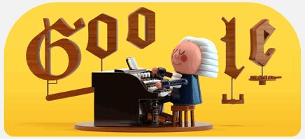Celebramos a vida de Johann Sebastian Bach